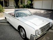 Lincoln Continental 78833 miles