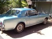 1966 Ford Mustang Ford Mustang coupe hardtop