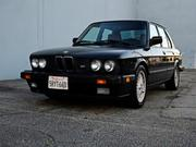 1988 BMW BMW M5 Base Sedan 4-Door