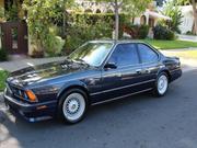 1988 Bmw 6 BMW M6 1 Owner