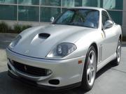 2000 FERRARI 550 Ferrari: 550 550 MARANELLO